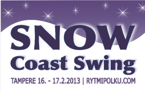 Snow Coast Swing 2013